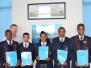 The ICS Federation Council donates books to Simons Town