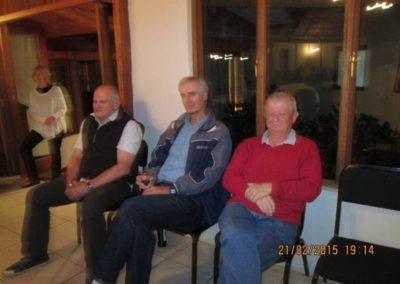 Bob, Richard and Sean, ICS Tutors