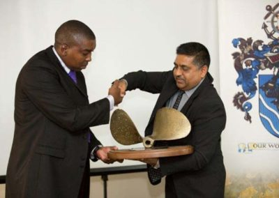 Ian Hlongwane and Roy Ramdiyal MICS