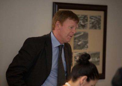 Mr Rob Gardner FICS, ICS Education Officer