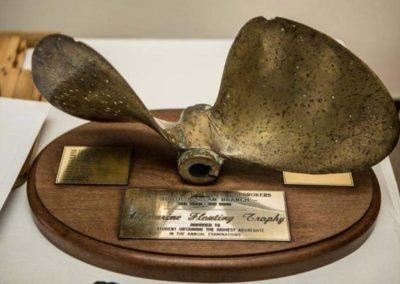 The Safmarine Floating Trophy
