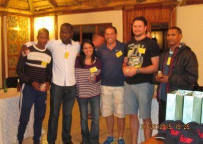 The Yellow Team